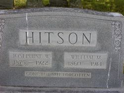 William M Hitson