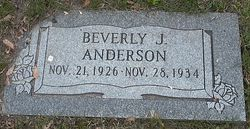 Beverly Jane Anderson