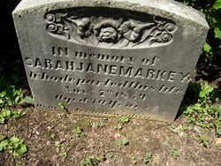 Sarah Jane Markey