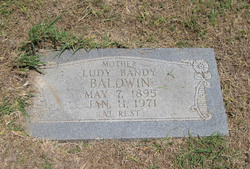 Ludy <i>Bandy</i> Baldwin