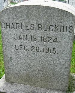 Charles Buckius