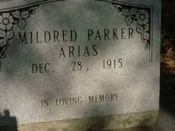 Mildred <i>Parker</i> Arias