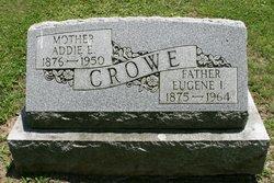 Addie <i>Baer</i> Crowe