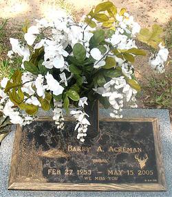 Barry Allen Acreman