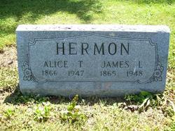 Alice T <i>Thompson</i> Hermon
