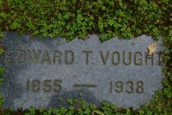 Edward T Vought