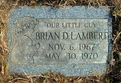 Brian Douglas Lambert