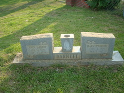 Mary <i>Parrott</i> Barnett