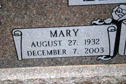Mary Evelyn <i>Witcher</i> Edwards