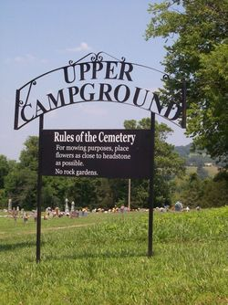 Upper Campground Cemetery