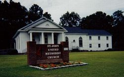 Saint John United Methodist Church Cemetery