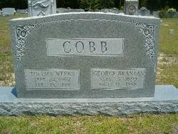 Thelma <i>Weeks</i> Cobb