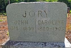 John Hicks Jory