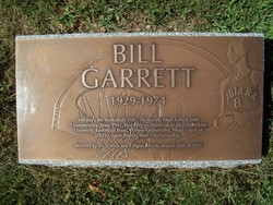 Bill Garrett