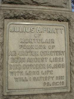 Julius Howard Pratt, Sr