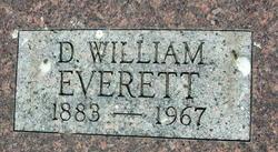 William David Everett