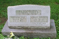 Florabelle <i>Hyde</i> Fairchild