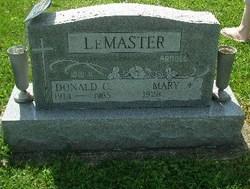 Donald Cooper LeMaster