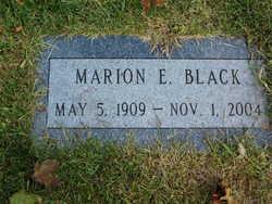 Marion Elizabeth Black