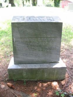 Nina L <i>Bunner</i> Brown