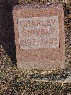 Charles Charley Shively