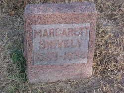 Margarett J <i>Woodsides</i> Shively