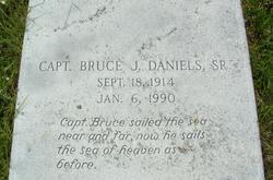 Capt Bruce J Daniels, Sr