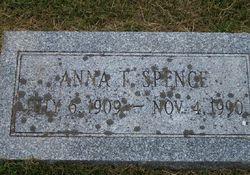 Anna T Spence