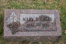 Mary A Emley
