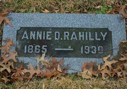 Annie D Rahilly