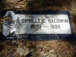 Orville Clifford Baldwin