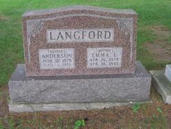 Emma L Langford