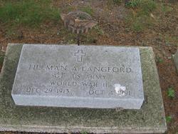 Tillman A Langford