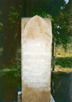 John William Bradburn