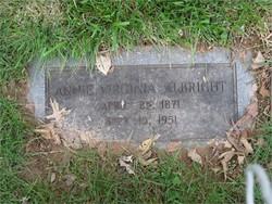 Annie Virginia <i>Lowery</i> Albright