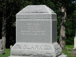 Margaret Jane <i>Haggerty</i> Clark