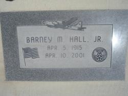 Barney Marcus Hall, Jr