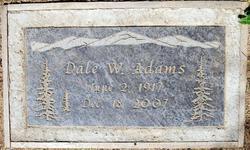 Dale W Adams