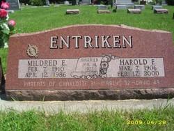 Harold Frank Entriken
