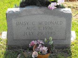 Daisy C. McDonald