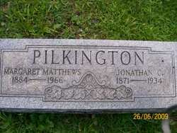 Jonathan Charles Pilkington