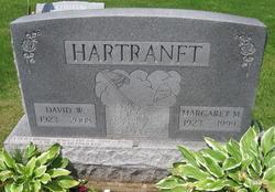 Margaret M <i>Lesnefsky</i> Hartranft
