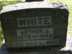 Arthur Johnson White