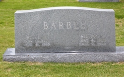 Betty <i>Couch</i> Barbee