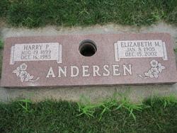 Harry P. Andersen