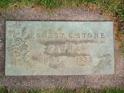 Ernest Clifton Stone