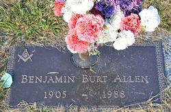 Benjamin Burt Allen