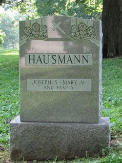 Mary M <i>Mohan</i> Hausmann