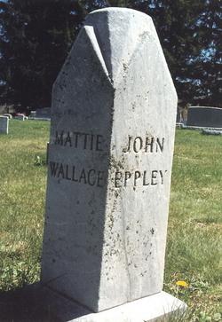 Martha <i>Eppley</i> Wallace