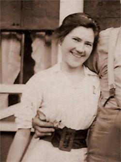 Mary Catherine Mamie <i>Burns</i> Barrows